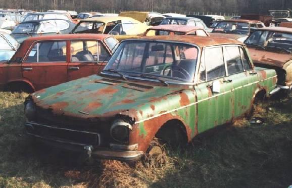 les voitures que vous avez possédé Specia10