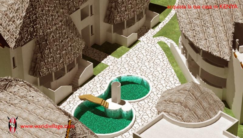 Nuovo complesso residenziale in costruzione a Watamu: WARIDI VILLAGE 2310