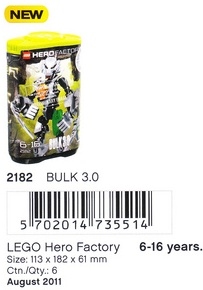 [25/12/10] Hero Factory 2011: WAVE II en images! Bulk_310