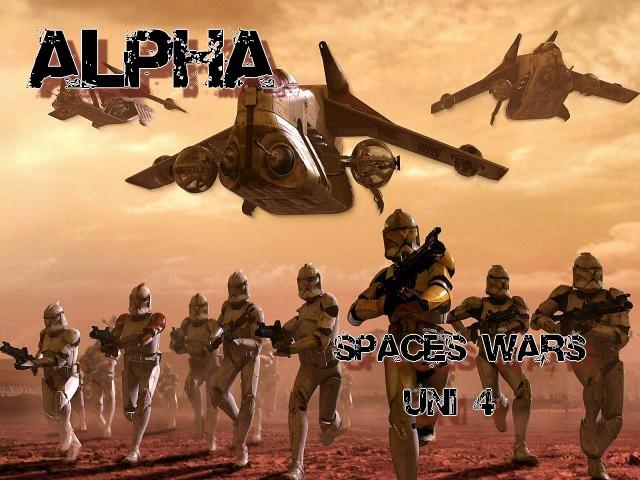 Commando ALPHA