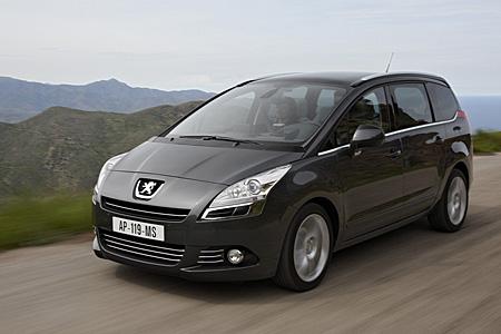 """Peugeot 5008 a fost numit Automobilul Anului de revista """"Diesel Car"""" 462410"""