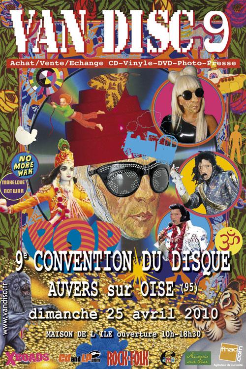 Convention Van Disk 9 à Auvers sur oise (95) le dimanche 25 avril 2010 Vandis10