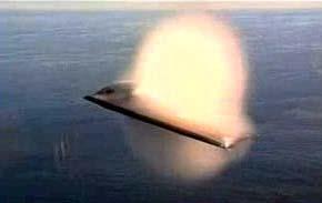 Propulsion MHD et antigravité - le bombardier B2 Bscap011