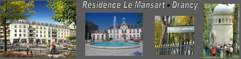 Résidence Le Mansart - Drancy