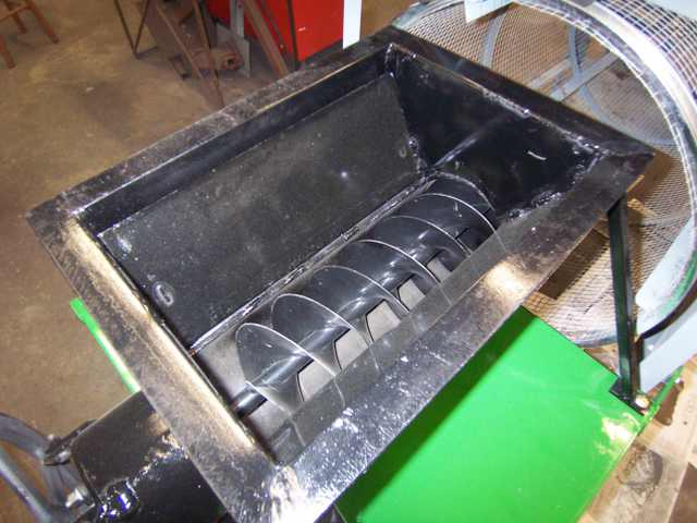 Compost sifter Autofe11