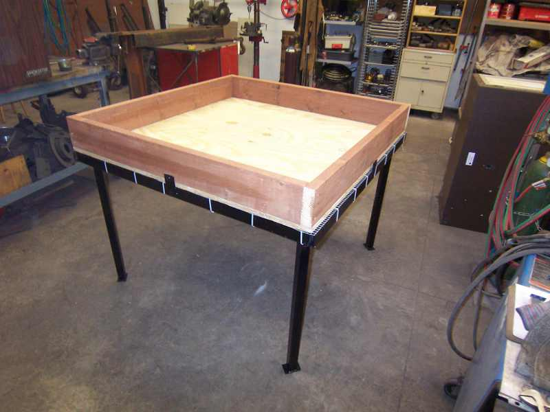 Building a Table Top SFG...some ideas Boxons10