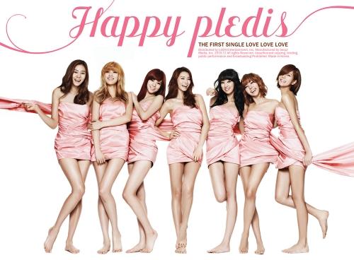 """After School regresa con  """"Happy Pledis"""" 20101211"""