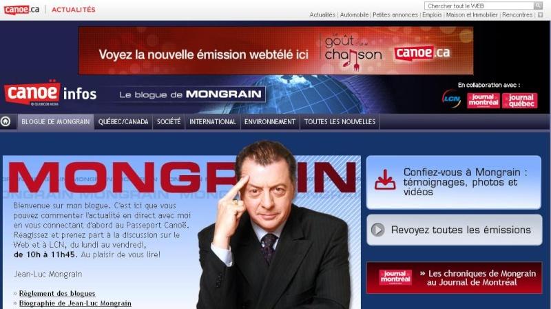 Blog en français? Mongra10