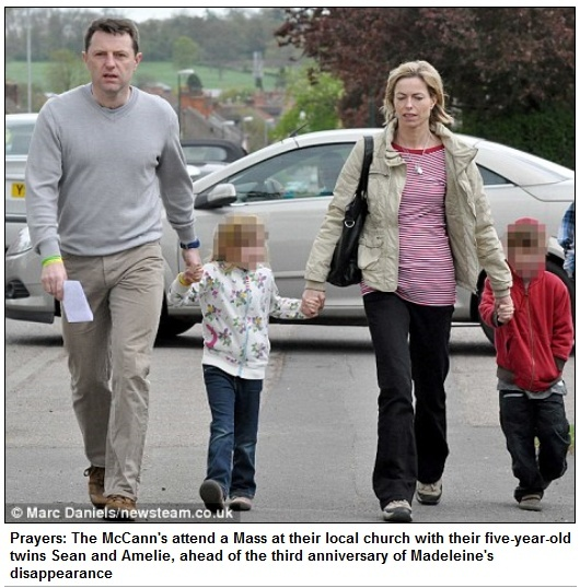 Daily Mail 3rd May 2010 Attend10