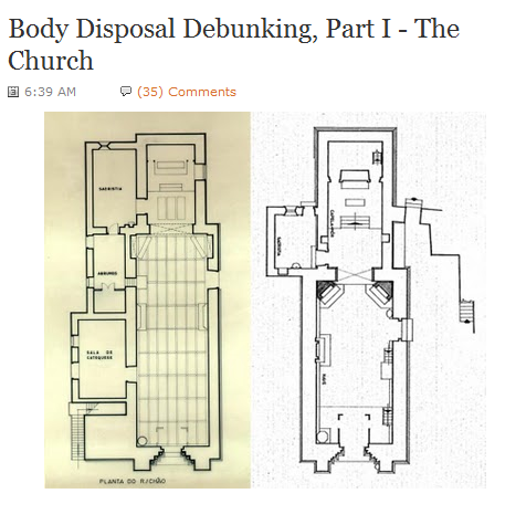 Body Disposal Debunking Part 1 - The Church Church11