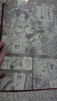 One Piece Manga 584 Spoiler Pics 214