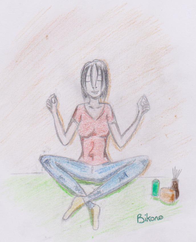 euh...zen attitude? x) Zen_at11