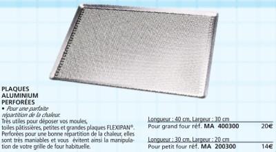 Plaque perforée pour les moules silicone? Image310