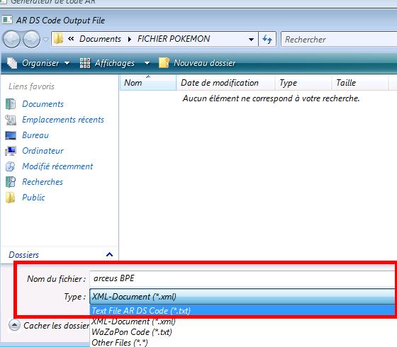 [TUTO]Générateur de code Action Replay Genere13