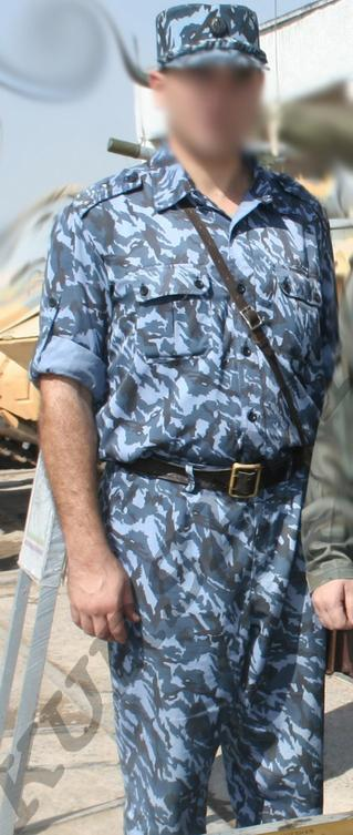 Types of camo uniform for Uzbekistan law enforcements (except the Ministry of defense) Ten_111