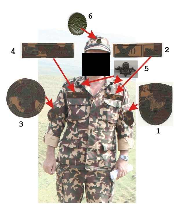 Uzbekistani East German Rain Pattern Camo Uniform - Page 2 Unifor12