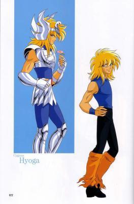 Prsentation de Hyoga du cygne  73693010
