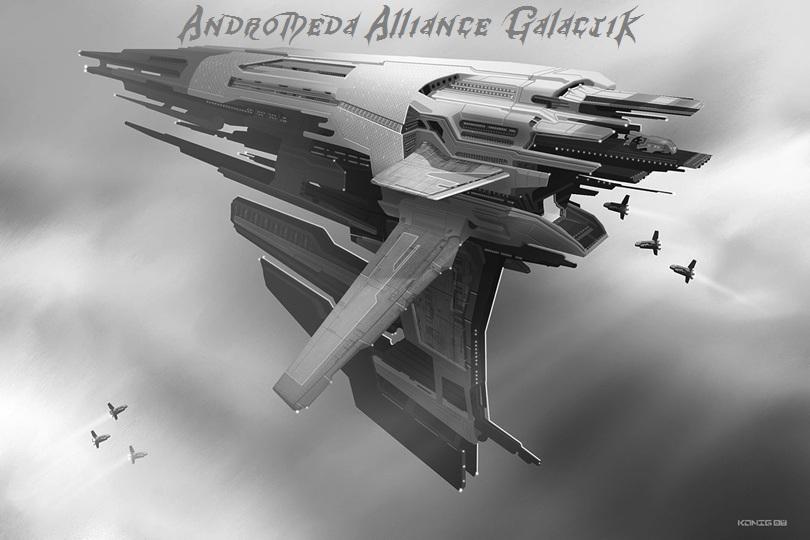 Androméda Alliance Galactik Forum