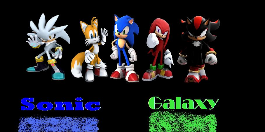 The Sonic Galaxy RPG