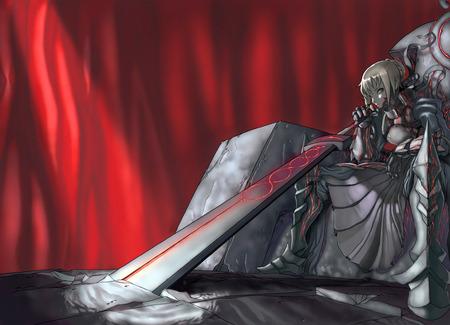 Fate/Zero 18675310