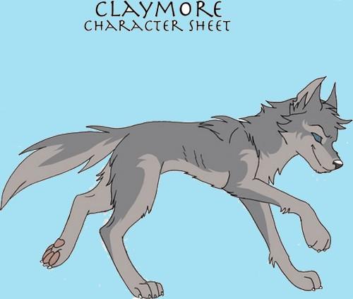 Claymore (Libre) Charac15