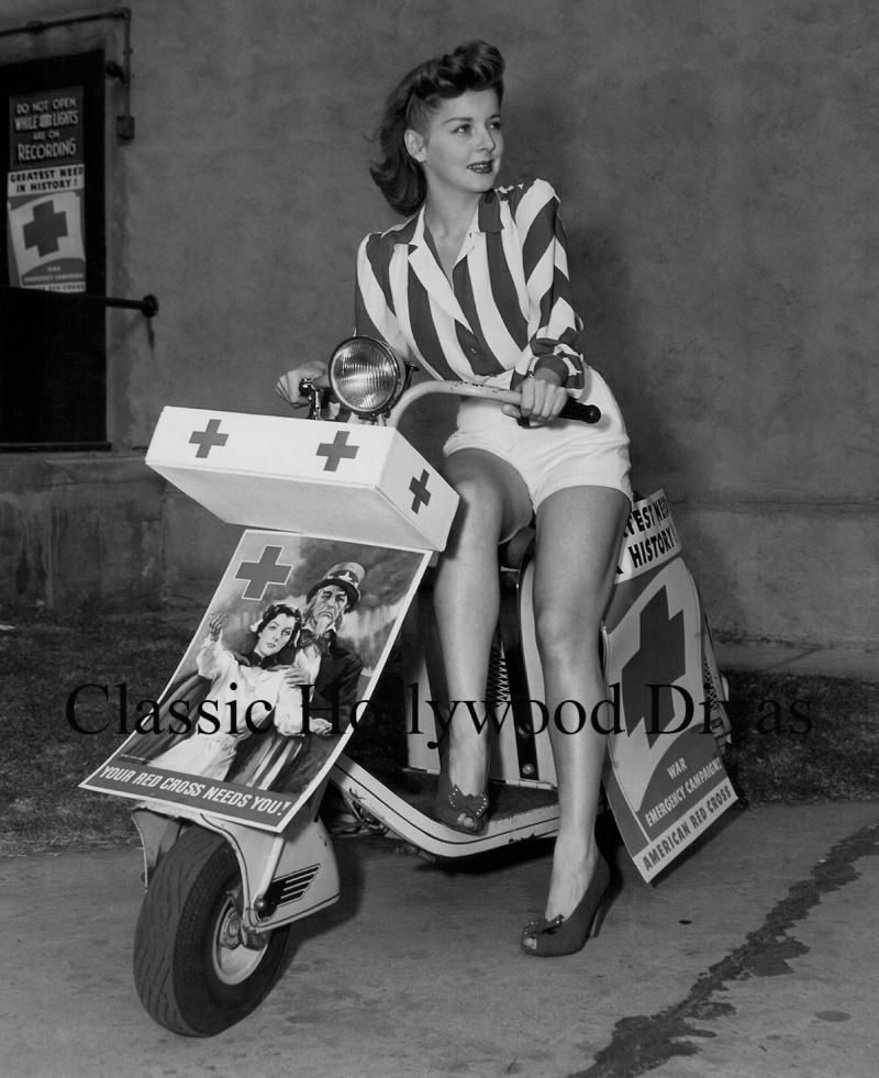 Qui sont les conductrices de moto et de scooter ? Jeanam10
