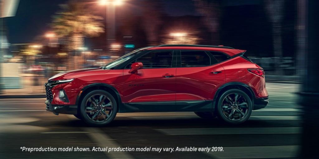 2018 - [Chevrolet] Blazer Dgqbkx10