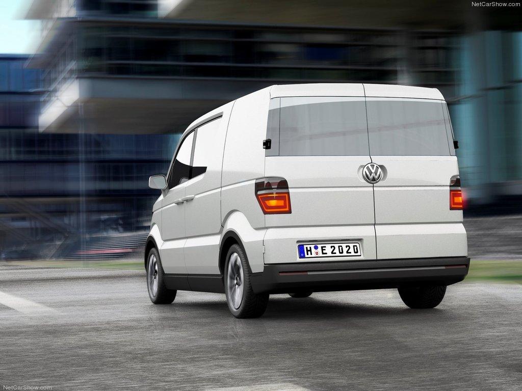 2021 - [Volkswagen] Transporter [T7] Volksw11