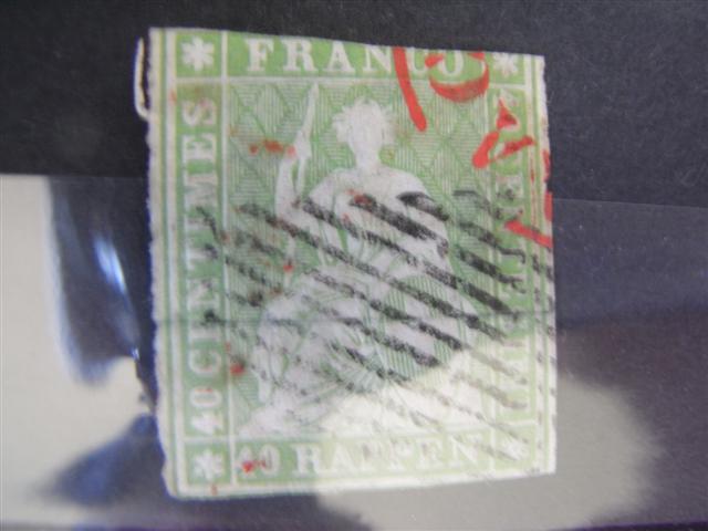 Wo fang ich da an? Wertbestimmung / Identifizierung Stamp_11