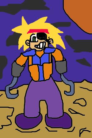 VaJ a... ¡Terranigma! - Capitulo III Kra se aberroncha contra el rocaje vivo Garfio10