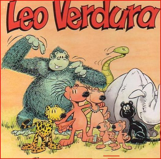 VaJ a... ¡Terranigma! - Capitulo V Leoncito leoncito, de leones de leones, leoncito, soy un leon Leover10