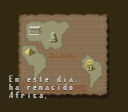 """VaJ a... ¡Terranigma! - Capitulo I """"De farra bajo tierra"""" Terra172"""