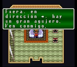 """VaJ a... ¡Terranigma! - Capitulo I """"De farra bajo tierra"""" Terra258"""