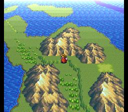 VaJ a... ¡Terranigma! - Capitulo III Kra se aberroncha contra el rocaje vivo Terra384