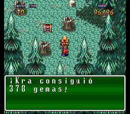 VaJ a... ¡Terranigma! - Capitulo III Kra se aberroncha contra el rocaje vivo Terra433