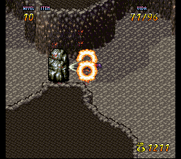 VaJ a... ¡Terranigma! - Capitulo III Kra se aberroncha contra el rocaje vivo Terra473