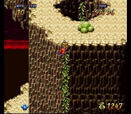 VaJ a... ¡Terranigma! - Capitulo III Kra se aberroncha contra el rocaje vivo Terra476