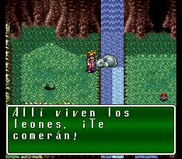 VaJ a... ¡Terranigma! - Capitulo V Leoncito leoncito, de leones de leones, leoncito, soy un leon Terra705