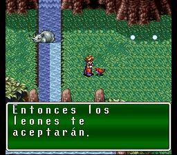 VaJ a... ¡Terranigma! - Capitulo V Leoncito leoncito, de leones de leones, leoncito, soy un leon Terra708