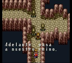 VaJ a... ¡Terranigma! - Capitulo V Leoncito leoncito, de leones de leones, leoncito, soy un leon Terra723