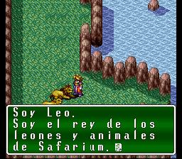 VaJ a... ¡Terranigma! - Capitulo V Leoncito leoncito, de leones de leones, leoncito, soy un leon Terra725