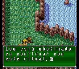 VaJ a... ¡Terranigma! - Capitulo V Leoncito leoncito, de leones de leones, leoncito, soy un leon Terra728