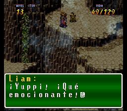 VaJ a... ¡Terranigma! - Capitulo V Leoncito leoncito, de leones de leones, leoncito, soy un leon Terra752