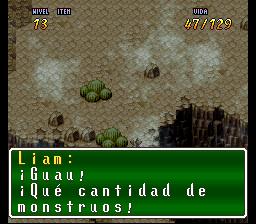 VaJ a... ¡Terranigma! - Capitulo V Leoncito leoncito, de leones de leones, leoncito, soy un leon Terra765