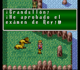 VaJ a... ¡Terranigma! - Capitulo V Leoncito leoncito, de leones de leones, leoncito, soy un leon Terra803