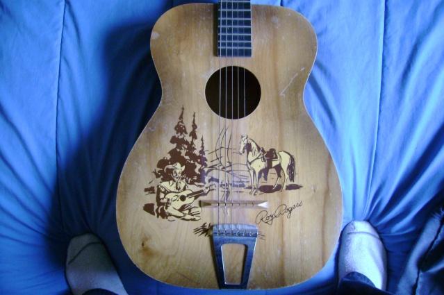 Ma guitar Roy Rogers Dsc00951