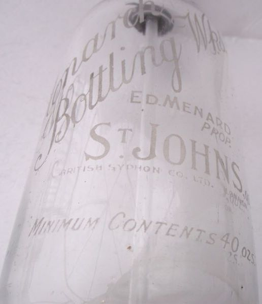 monarch bottling  works  ibervile or  st johns  Bgviqe10