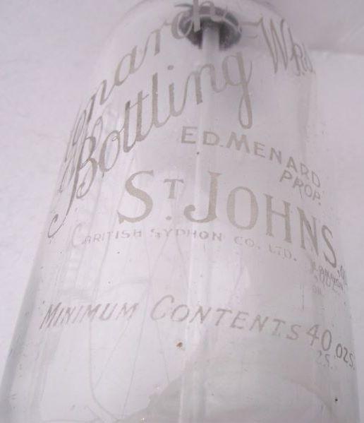 monarch bottling  works  ibervile or  st johns  Bgviqe10