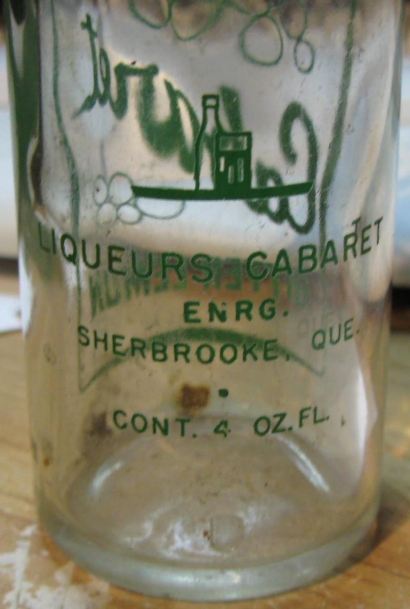 mini liquueurs cabaret  de sherbrooke  4 oz  Cabare11