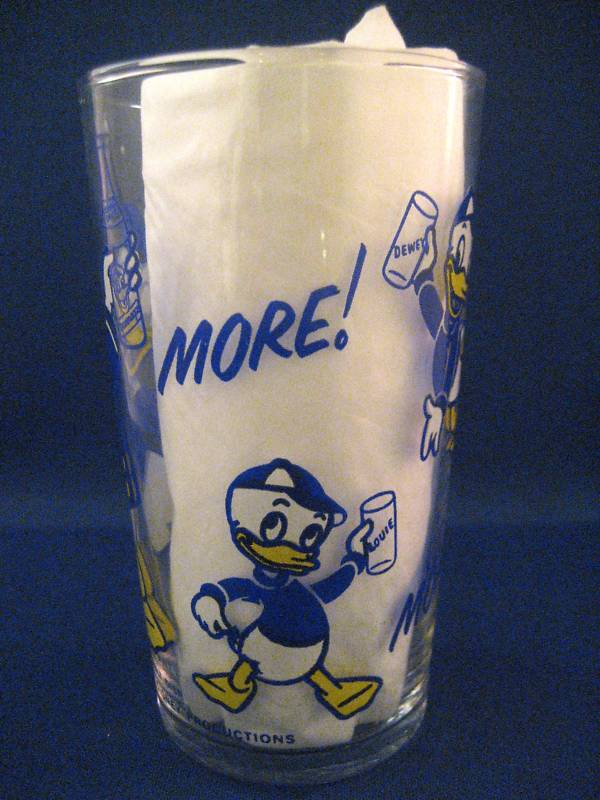 Donald Duck Cola embouteillé et vendu au Québec en 1953 Ddbuck10